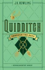 Quidditch Through the Ages, Hardcover by Whisp, Kennilworthy, Brand New, Free...
