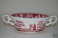 Suppentasse Tower Pink Spode Copeland