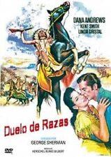 COMANCHE (1956 Dana Andrews) DVD - PAL Region 2 - New sealed