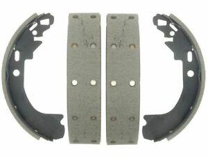 Rear Brake Shoe Set For 1994-1999 Oldsmobile 88 1995 1996 1997 1998 J952GY