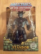 SIGNED by Stan Lee - Masters of the Universe Classics Standor Figure Mattel Holo