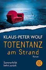 Totentanz am Strand von Klaus-Peter Wolf / ab 20.06.18 lieferbar