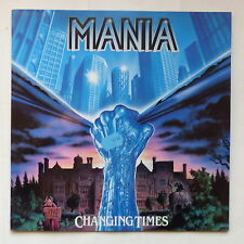 MANIA Changing times N 0139 1 SPEED METAL