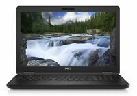 DELL Latitude 15 5000 5500 i5-8365U Quad Core 8GB 128GB Windows 10 Pro