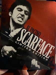 SCARFACE (Blu-ray limited steelbook)