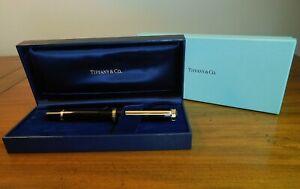 RARE Tiffany & Co. ATLAS Rollerball Pen 1990 Special Edition by Pelikan R818 MIB