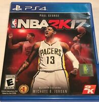 PS4: NBA 2K17 (2016) Paul George of the Indiana Pacers