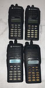 Lot of 4 Motorola GP380