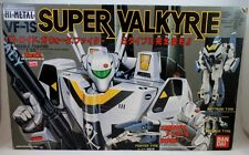 90's Bandai Japan 1/55 Macross VF-1S Roy's Super Valkyrie NMIB Robotech Takatoku