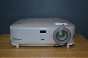 NEC VT570 LCD Projector - Works - Lamp Run Time 1040h (48% Remaining) - Used/VGC