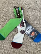 Stance 3 of a Kind Socks 9-13 L/XL