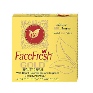 Face Fresh Plus Gold Original Beauty Cream With Bright Color Whitening