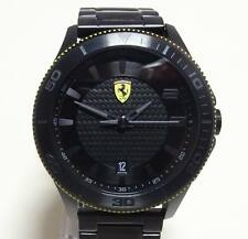 Scuderia Ferrari, reloj hombre modelo 0830141, carbonfaserzifferblatt, nuevo