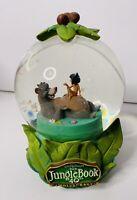 Disney Store Jungle Book 40th Anniversary Snowglobe Snow Globe
