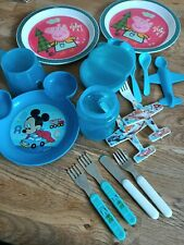 Kids Plates+Cutlery