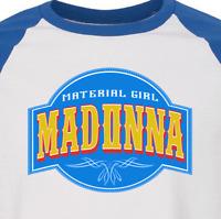 MADONNA new blue T SHIRT  80s pop queen All sizes S M L XL