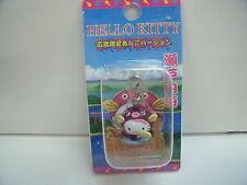 SANRIO Hello Kitty Hiroshima ANAGO (conger) ver  Netsuke/Key Chain  from Japan