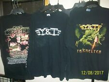 """Y & T - 2010 """" FACEMELTER """" TOUR"""