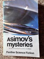 Asimov's Mysteries - Isaac Asimov - Panther - 1974