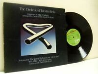 THE ROYAL PHILHARMONIC ORCHESTRA & MIKE OLDFIELD the orchestral tubular bells LP