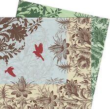 2 Serviettes en papier Asie Colibri Paradis Decoupage Paper Napkins Paradise