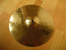 "14"" Sabian HHX Groove Hats Top Cymbal ONLY brilliant finish 1070g hihat hi hat"
