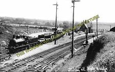 Appley Bridge Railway Station Photo. Gathurst - Parbold. Wigan to Burscough. (1)