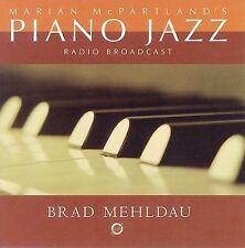 MEHLDAU,BRAD-MARIAN MCPARTLAND`S CD NEW