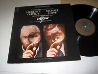 SOUNDTRACK Sleuth COLUMBIA Stereo NM/NM- Michael Caine, Lawrence Olivier