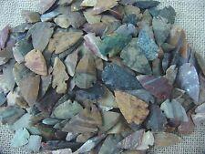 10  bulk arrowheads reproduction arrowhead bird points arts crafts jewelry stone