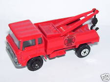YATMING HONG KONG CAMION DEPANNEUSE POMPIERS HO 1/87