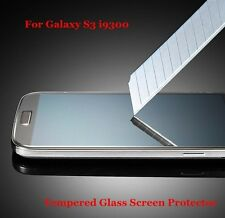 SAMSUNG GALAXY S3 I9300 Premium Tempered Glass Film Screen Protector & Package