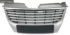 VW PASSAT B6 3C 05-10 CHROME sport grill badgeless Gitter  tuning r line grille