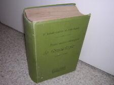 1901.traité de gynécologie / Labadie lagrave & Legueu médecine