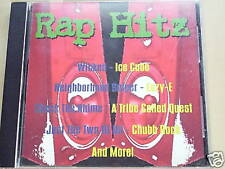 RAP HITZ /ICE CUBE/EAZY-E/CHUBB ROCK/CD 5546