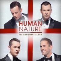 HUMAN NATURE The Christmas Album (14 tracks) CD BRAND NEW Bonus Track