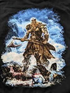 2016 Amon Amarth Jomsviking full zip Hoodie Viking Death Metal Music Band LARGE