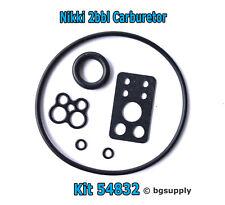 Briggs & Stratton Nikki V Twin  Carburetor Rebuild Kit  #54832