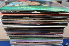 JOB LOT x75 Records LP Vinyl Albums Collection Mixed Era 1950s 1960s 1970s 1980s