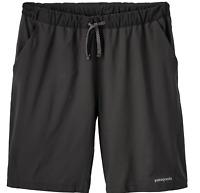 "Patagonia Mens Terrebonne 10"" Shorts Slim Fit - Black - 24690 - XL or XXL - $65"