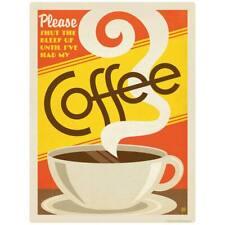 Coffee Shut the Bleep Up Decal Peel and Stick Decor