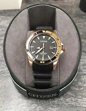 CITIZEN PROMASTER ECO-DRIVE BN0104-09E 200M WATCH