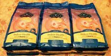 3 Blue Buffalo Indoor Health Adult Dry Cat Food, Chicken & Brown Rice -2 Ib Each