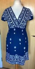Be Beau Ladies Dress 10 Summer Casual Sequins Day Beach Cover Up Holiday Every