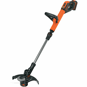 BLACK & DECKER STC1820PC-GB CORDLESS 18V GRASS TRIMMER  *SEALED IN THE BOX*