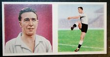 Luton Town FC  Vintage 1960 Double Picture  Football Card  EXC