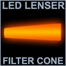 LED Lenser Signal / Traffic Cone for V2 Pro LED Torches - Max 25mm head size.