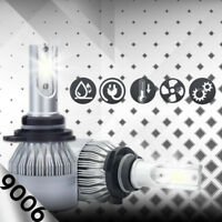 XENTEC LED HID Headlight kit 9006 White for 1992-1994 Chevrolet Suburban