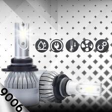 XENTEC LED HID Headlight kit 9006 White for 1995-2000 Mercury Mystique