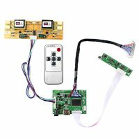 "HDMI LCD Controller Board Fit To 17"" M170EG01  19"" LM190E02 1280X1024 LCD Screen"